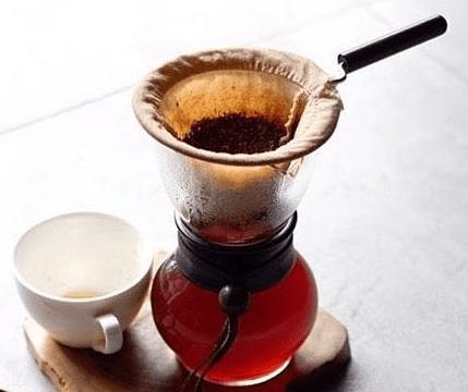 القهوة المقطرة
