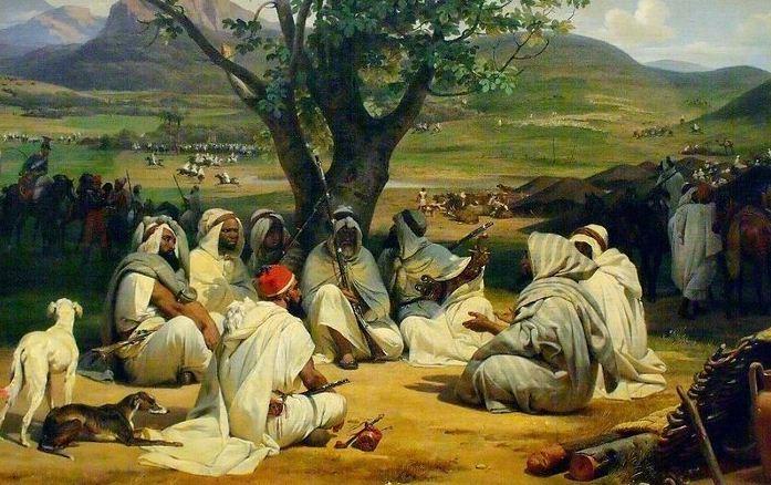 العرب