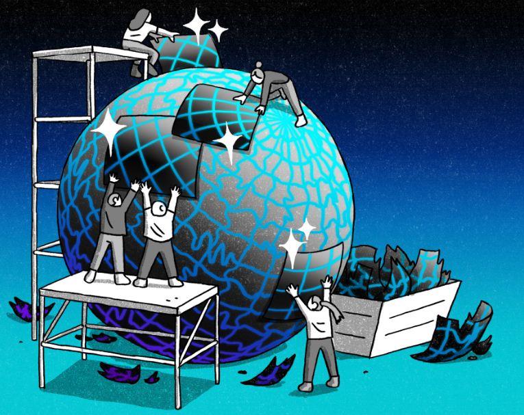 بناء الانترنت