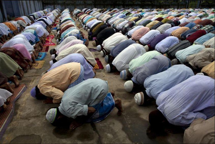 ملابس الصلاة
