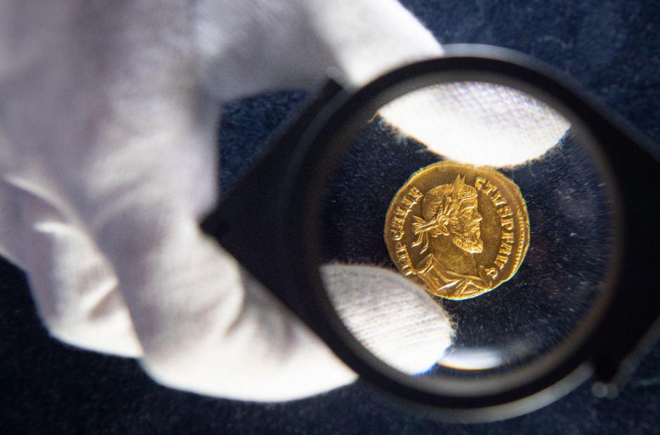 أغلى العملات المعدنية القديمة