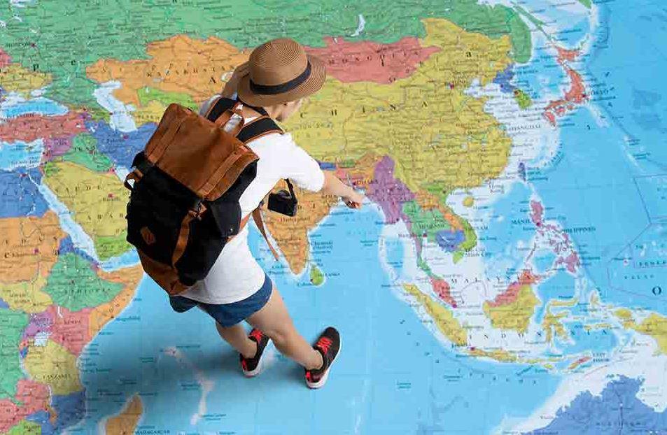 انواع السياحة حسب المكان والإهتمامات